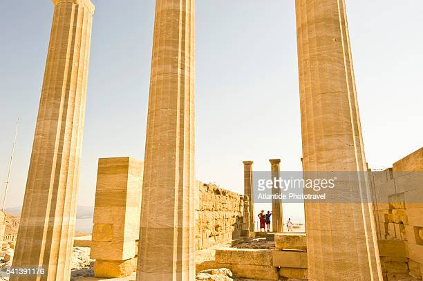 Temple of Acropolis of Rhodes