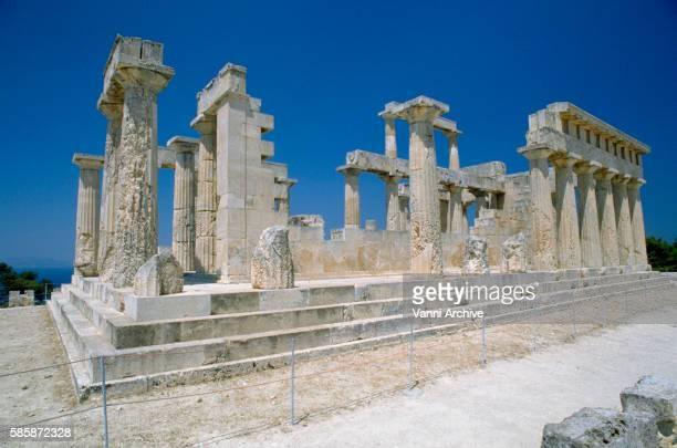 Temple of Aphaia in Aegina