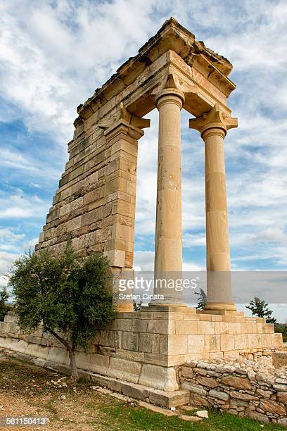 Temple of Apollo at Kourion