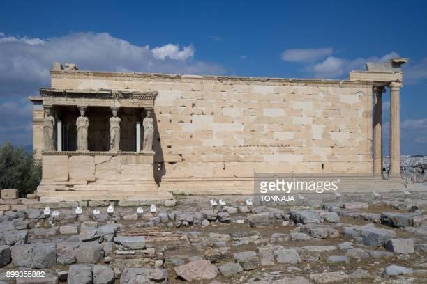 Temple of Athena Nike, Acropolis of Athens, Greece