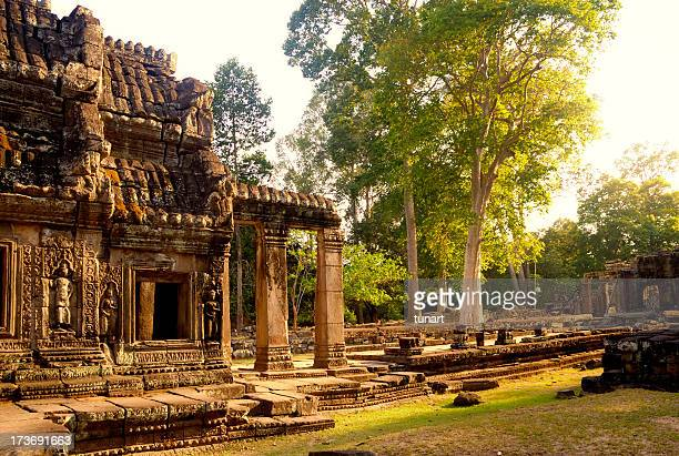 Temple of Banteay Kdei, Ancient Angkor, Cambodia