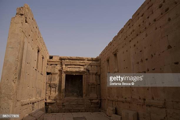 temple of bel - cité de l'architecture et du patrimoine photos et images de collection