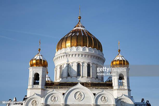 Temple of Christ the Savior, Moscow, Russia