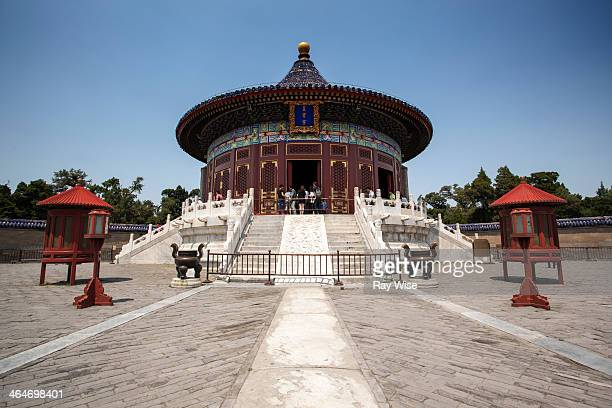 Temple of Heaven in Beijing is a wondrous place to visit. Classic Chinese architecture and design that has been standing for years and still looks...