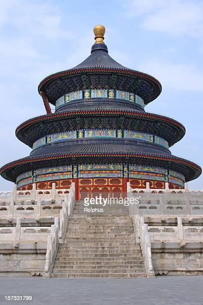Temple of Heaven mit Stufen