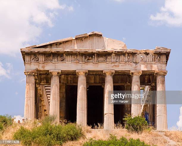 Temple of Hephaestus, Ancient Agora, Athens