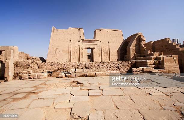 Templo de Horus em Edfu, Egipto