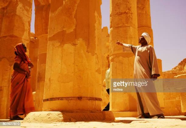 temple of karnak - antico egitto foto e immagini stock
