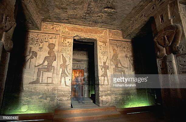 Temple of Nefertare Interior