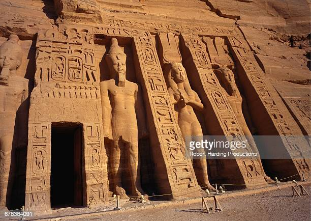 Temple of Nefertari, Abu Simbel, Egypt