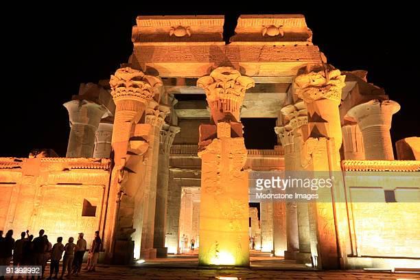 Templo de Kom Ombo Sobek en, Egipto