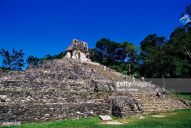 Temple of the Count at Ruinas de Palenque