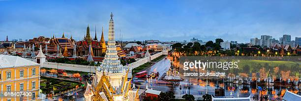 Temple of the Emerald Buddha,Wat Phra Kaew (Thailand)