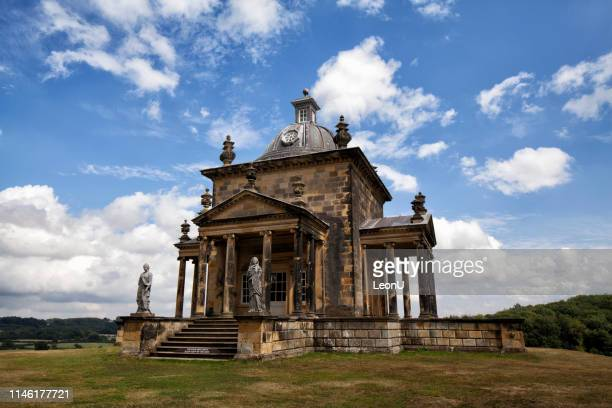Temple of the Four Winds at Castle Howard, North Yorkshire, United Kingdom