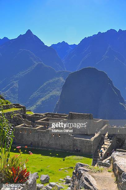 Temple of the Mortars and Intimachay Machu Picchu