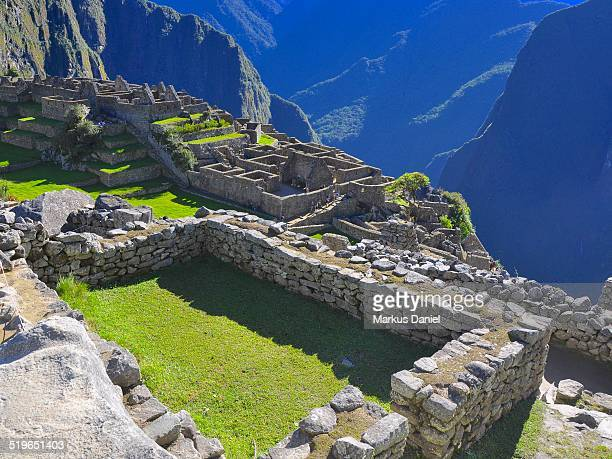 Temple of the Mortars, Machu Picchu, Peru