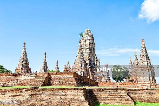 Temple of Wat Chaiwatthanaram