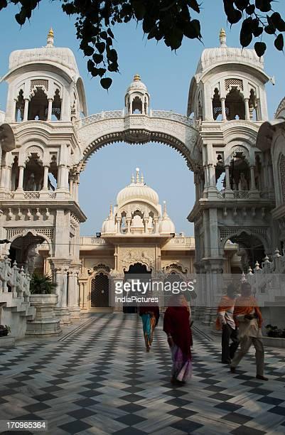 Temple Vrindavan Uttar Pradesh India