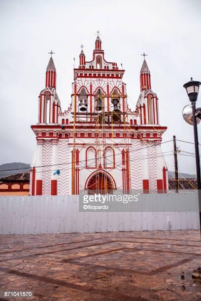 Templo de Mexicanos in San Cristobal de las Casas