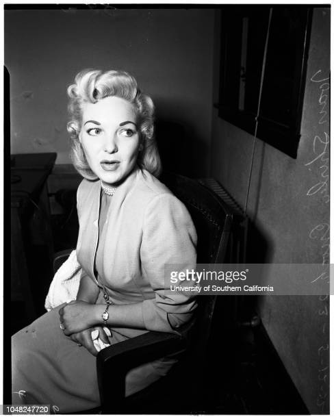 Temporary alimony 12 May 1952 Joan Shirley Enoch 23 years