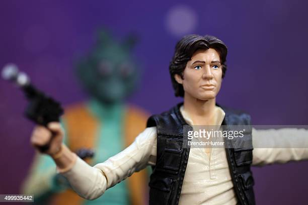 temporary prisoner - han solo stock pictures, royalty-free photos & images