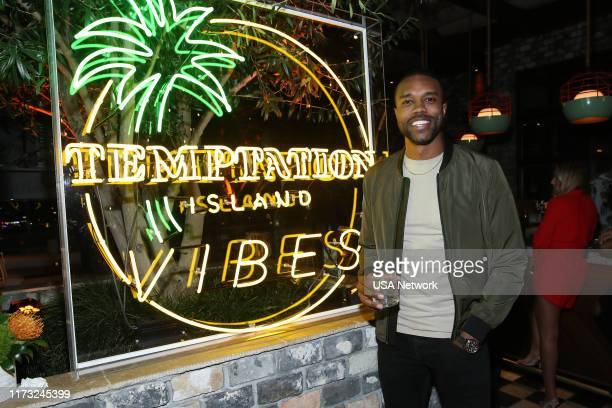 ISLAND Temptation Island Watch Party Pictured DeMario Jackson The Bachelorette at the Highlight Room at Dream Hotel in Hollywood CA on October 2 2019