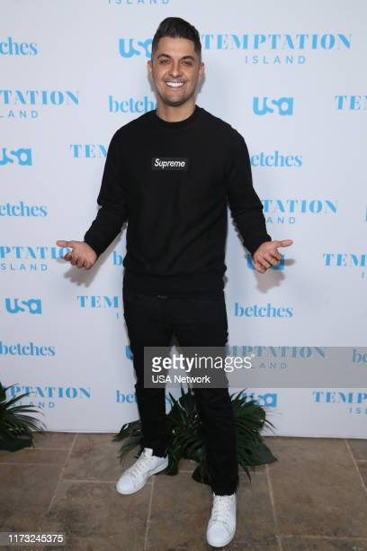 ISLAND Temptation Island Watch Party Pictured Nema Vand Shahs of Sunset at the Highlight Room at Dream Hotel in Hollywood CA on October 2 2019