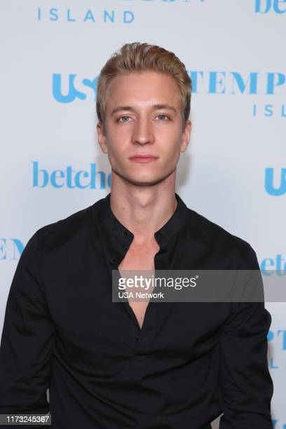 ISLAND Temptation Island Watch Party Pictured Vlad Kvartin at the Highlight Room at Dream Hotel in Hollywood CA on October 2 2019