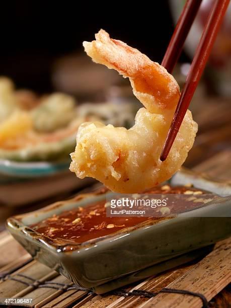 エビの天ぷら - 天ぷら ストックフォトと画像