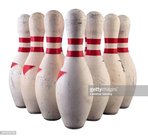 Ten Bowling Pins