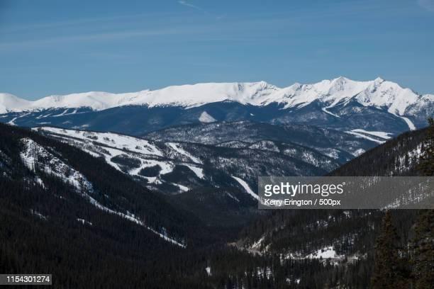 Ten Mile Range In Colorado