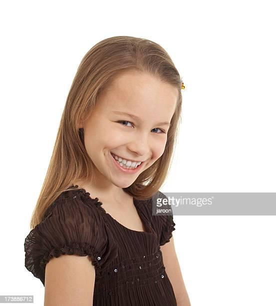 10 歳の少女
