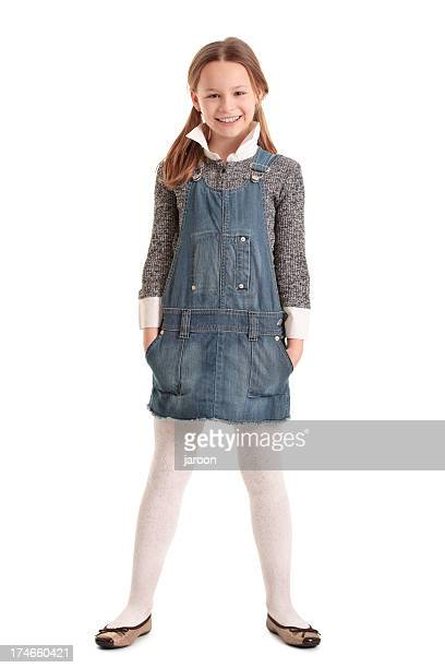 ten years old girl