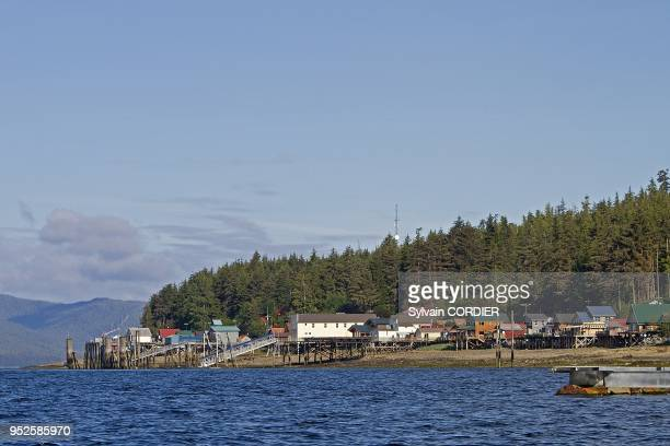 Tenakee Springs is a city on Chichagof Island South west Alaska At the 2000 census the population was 104