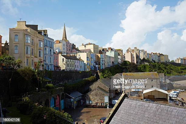tenby - heidi coppock beard stock pictures, royalty-free photos & images