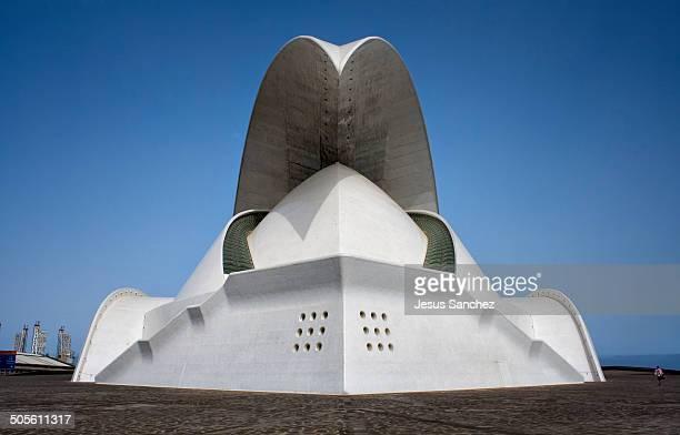 CONTENT] Tenerife Auditorium building by Santiago Calatrava