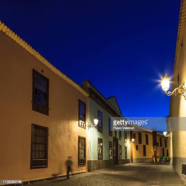 Tenerife, Canary Islands (E) - Calle Obispo Rey Redondo, San Cristobal de la Laguna