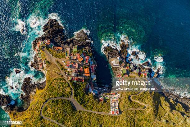 tenerife coastline - canary islands stock pictures, royalty-free photos & images