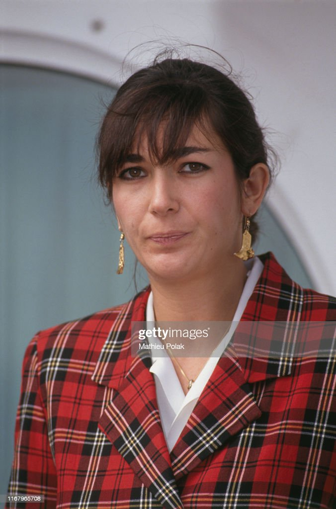 Ghislaine Maxwell : News Photo