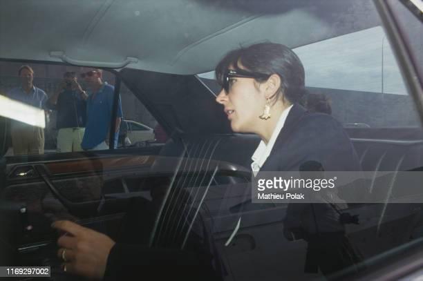 Tenerife Mort du magnat et homme politique britannique Robert Maxwell Ici sa fille Ghislaine Maxwell Elle sera au début des années 2000 la compagne...