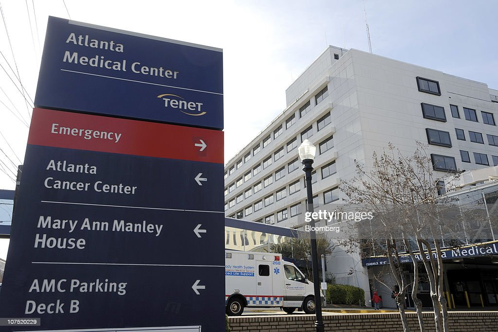 Community Health's Bid For Tenet May Prompt Rivals : News Photo
