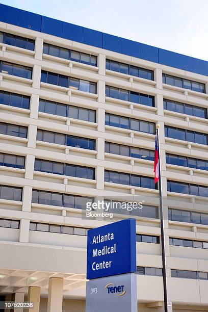 Tenet Healthcare's Atlanta Medical Center stands in Atlanta Georgia US on Friday Dec 10 2010 Community Health Systems Inc's unsolicited $73 billion...
