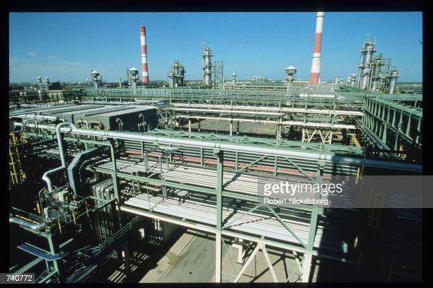 42 Tengiz Chevron Pictures, Photos & Images - Getty Images