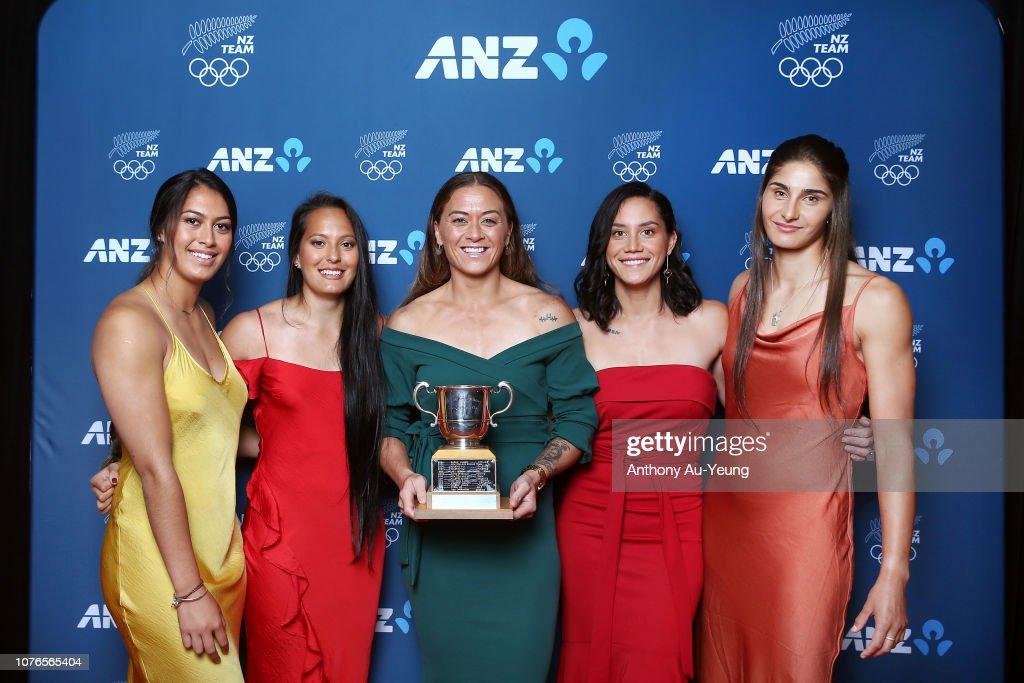 2018 NZOC Gala : News Photo