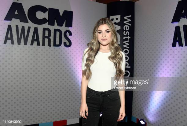 Tenille Arts attends the 54th Academy Of Country Music Awards Cumulus/Westwood One Radio Remotes on April 06 2019 in Las Vegas Nevada
