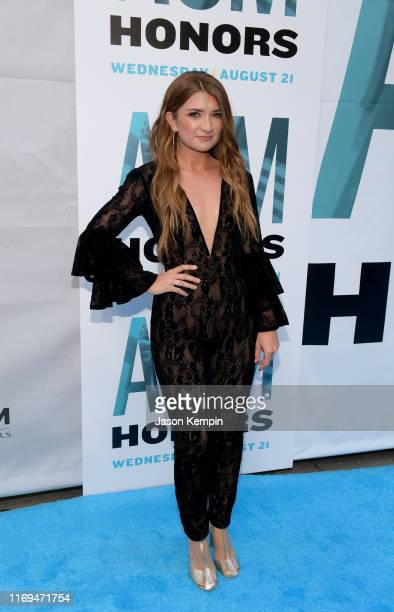 Tenille Townes attends the 13th Annual ACM Honors at Ryman Auditorium on August 21 2019 in Nashville Tennessee