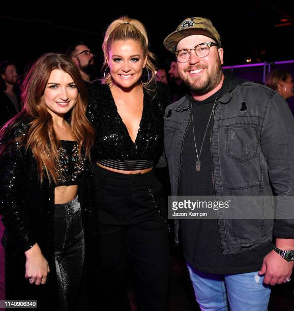 Tenille Townes Lauren Alaina and Mitchell Tenpenny attend ACM Lifting Lives® Decades on April 06 2019 in Las Vegas Nevada