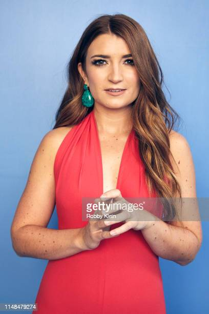 Tenille Townes poses for a portrait during the 2019 CMT Music Awards at Bridgestone Arena on June 5 2019 in Nashville Tennessee