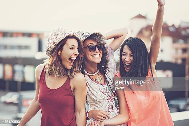 tennage girls fun - girlfriend stock pictures, royalty-free photos & images