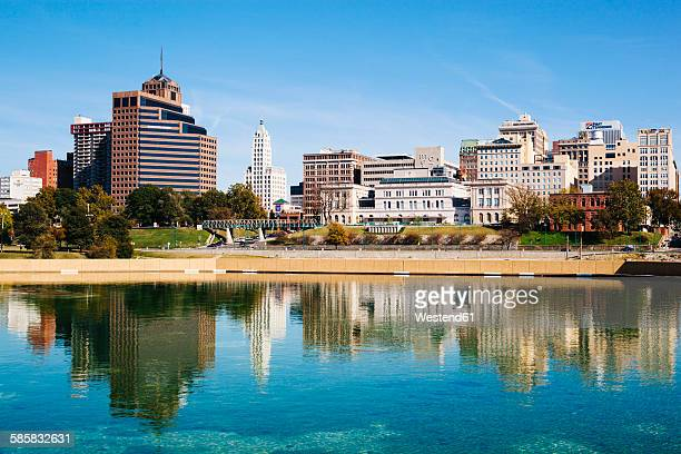 usa, tennessee, memphis, downtown - tennessee stock pictures, royalty-free photos & images